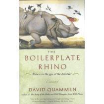portada boilerplate rhino,nature in the eye of the beholder