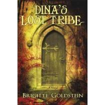 portada dina´s lost tribe,a novel