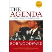 the agenda,inside the clinton white house - bob woodward - simon & schuster