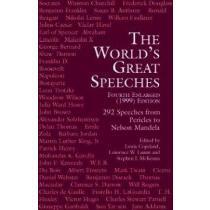 portada world´s great speeches