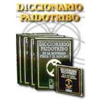 portada diccionario paidotribo a.f.y d. *6 t.+cd