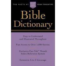 portada bible dictionary
