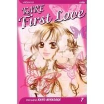 portada kare first love 7