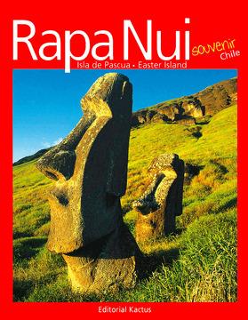 portada Rapa Nui Souvenir. Patrimonio de la Humanidad. Unesco