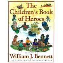 portada the children´s book of heroes