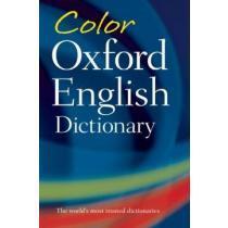 portada color oxford english dictionary