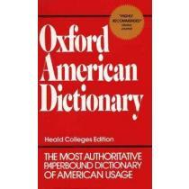 portada Harper Collins Oxford American Dict.- Herald Colleges Ed.