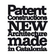 portada patent constructions,new architecture made in catalonia