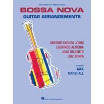 portada authentic brazilian bossa nova guitar arrangements