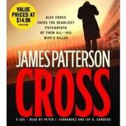 cross - james patterson - hachette audio