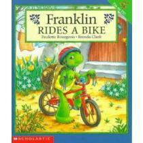 portada franklin rides a bike