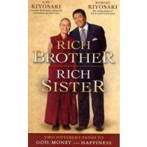 portada rich brother rich sister,two different paths to god, money and happiness