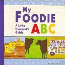 portada my foodie abc,a little gourmet's guide
