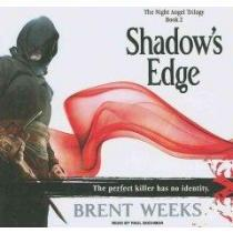 portada shadow´s edge,library edition