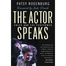 portada the actor speaks,voice and the performer