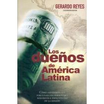 portada los duenos de america latina / the owners of latin america