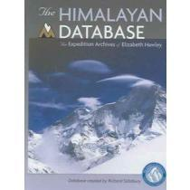 portada the himalayan database,the expedition archives of elizabeth hawley