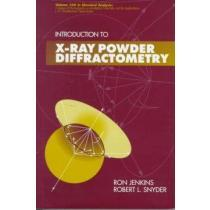 portada introduction to x-ray powder diffractometry