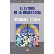 futuro de la democracia, la - bobbio norberto - fce(colombia)