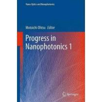 portada progress in nanophotonics i