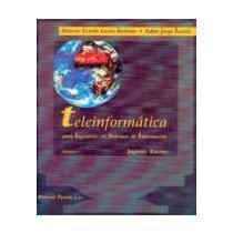 portada Teleinformática para ingenieros en sistemas de información. II
