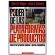 poder plataformas de productos - meyer & lehnerd - paidos