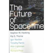 portada the future of spacetime