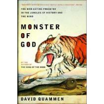 portada monster of god,the man eating predator in the jungles of history and the mind