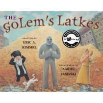 portada the golem`s latkes