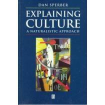 portada explaining culture,a naturalistic approach
