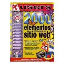 portada 2000 elementos p/ crear sitio