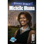 michelle obama 1 - neal bailey - diamond comic distributors