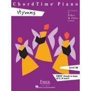 chordtime piano hymns,level 2b : i-iv-v7 chords in keys of c, g, and f - nancy (com) faber - hal leonard corp