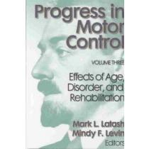 portada progress in motor control,effects of age, disorder, and rehabilitation