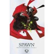 spawn 2,origins collection - todd mcfarlane - diamond comic distributors
