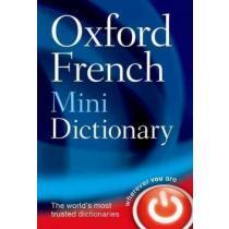 portada oxford french mini dictionary