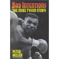 portada bad intentions,the mike tyson story