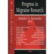 progress in migraine research - amadeo o. (edt) fernandez - nova science pub inc