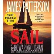 sail - james patterson - hachette audio