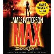 max,maximum ride novel - james patterson - hachette audio