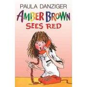 amber brown sees red - paula danziger - turtleback books