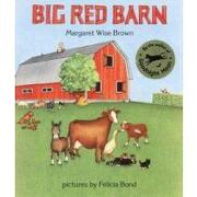 big red barn - margaret wise brown - harpercollins
