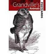 grandville`s animals - inc. (cor) dover publications - dover pubns