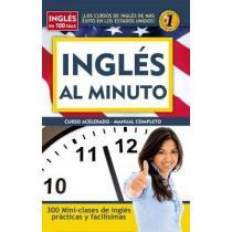 portada ingles al minuto/ english in a minute