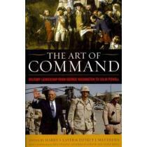 portada the art of command,military leadership from george washington to colin powell