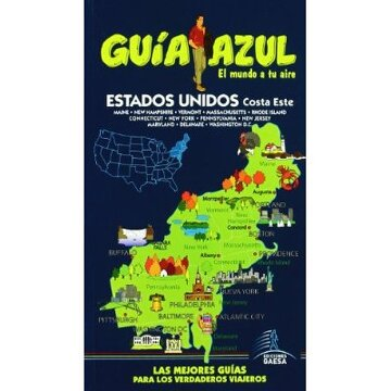 portada Estados Unidos - Costa Este (Guía Azul)