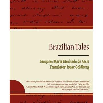 portada brazilian tales