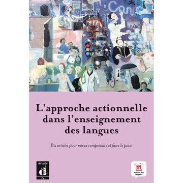 portada L'approche actionnelle dans l'enseignement des langues (Fle- Texto Frances)