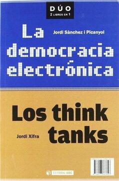 portada democracia electronica/think tanks(24)-duo