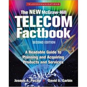 portada new mcgraw-hill telecom factbook